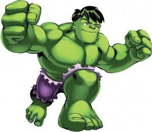 The Hulk 1