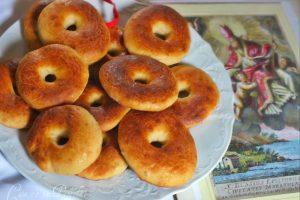 Ciambelle di San Biagio ai semi di finocchietto