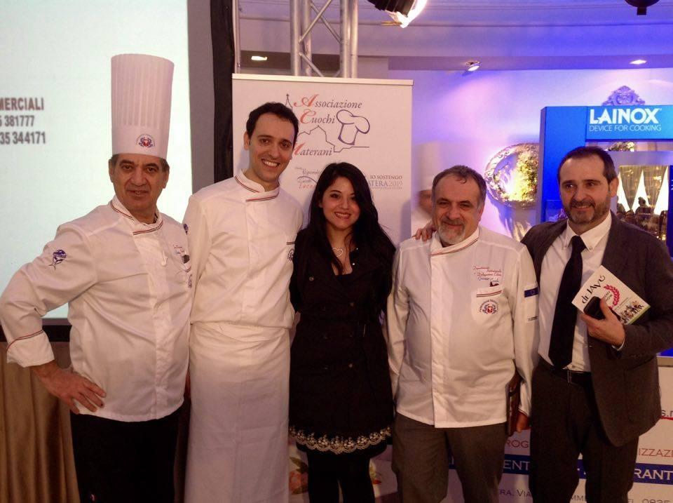 Food blogger a Matera