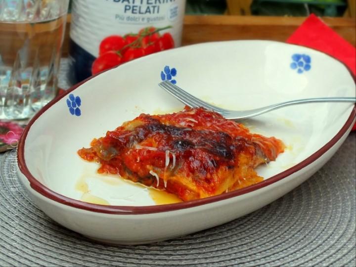 Parmigiana di melanzane e patate ai datterini (800x600)