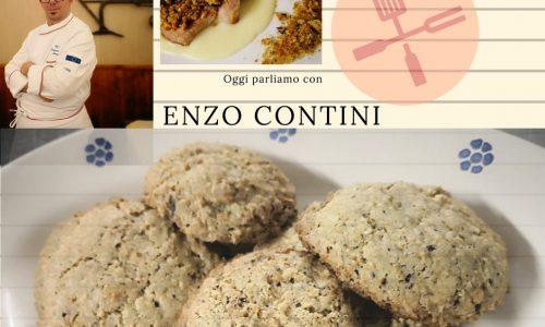 Oggi parliamo con Enzo Contini