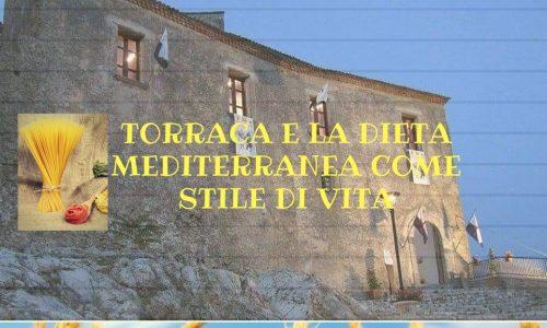 Torraca e la Dieta Mediterranea come stile di vita