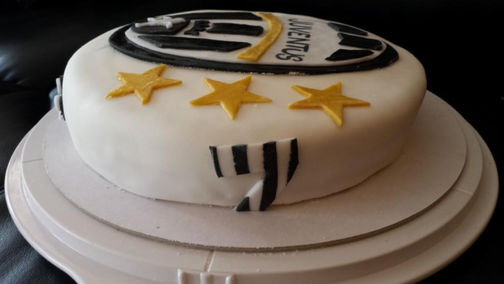 torta scudetto juventus