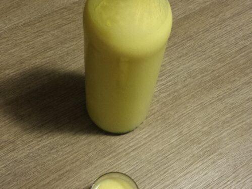 Crema di limone alcolica