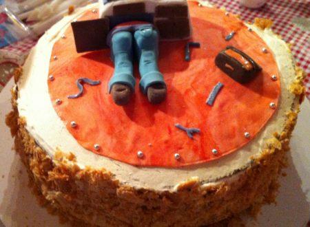 Cakedesign – Torta per un idraulico