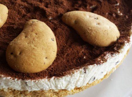Cheesecake alle Gocciole