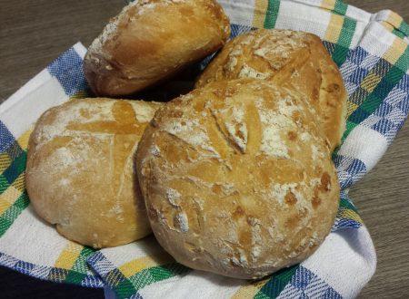 Pane croccante fuori e morbido dentro