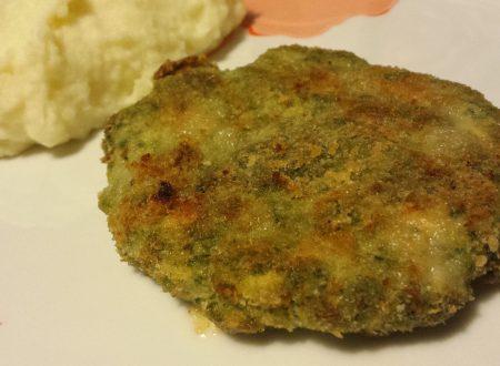 Polpette di pollo e spinaci
