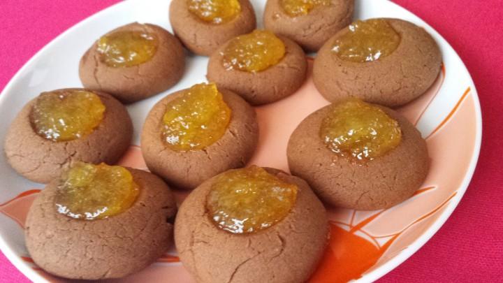 Nutellotti con marmellata di arance