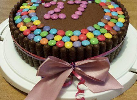 Torta goduriosa al cacao