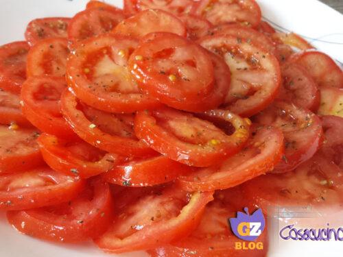 Pomodori all'origano