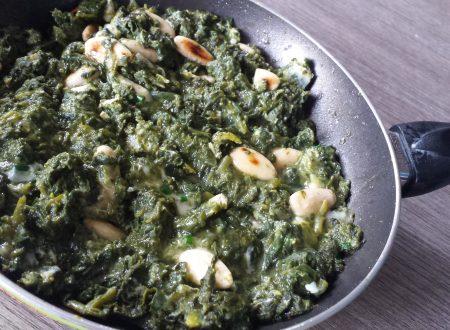 Spinaci croccanti