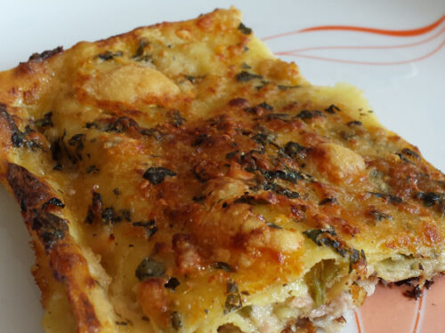 Lasagne di Carloforte