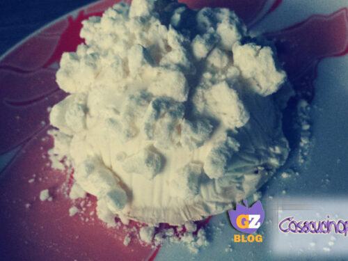 Tartufo bianco gelato