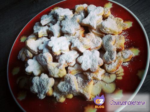 Biscotti alla ricotta e limone