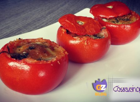 Pomodori ripieni saporiti