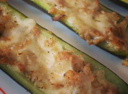 Zucchine tonno e cipolle