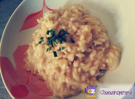Risotto all'Asiago