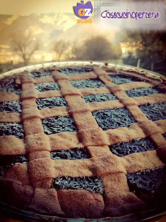 Crostata al cacao e more