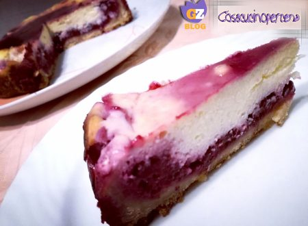Ny cheesecake con mirtilli e more