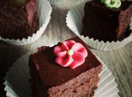 Brownies fondenti al cioccolato intenso