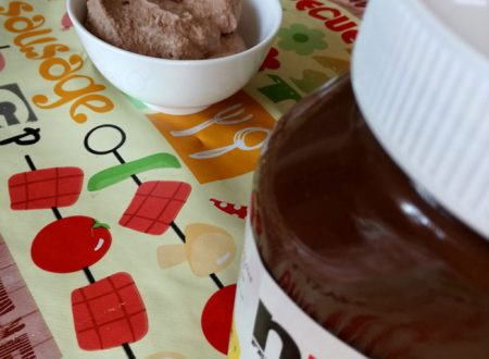 Crema al mascarpone e Nutella
