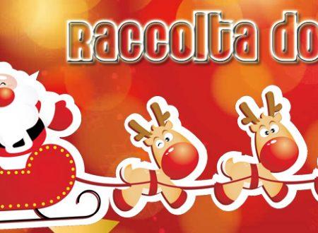 Raccolta dolci per Natale e Capodanno 2017