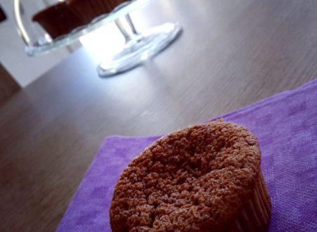 Muffin al cacao farciti