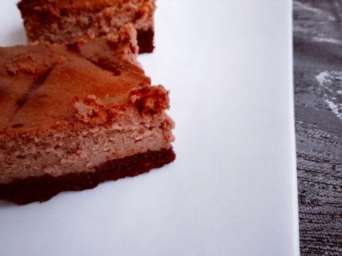 Cheesecake mascarpone e Nutella cotta