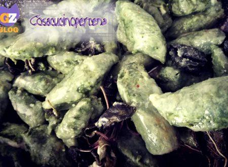 Gnocchi verdi di spinaci