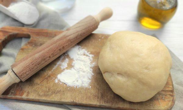 PASTA MATTA, ricetta base per torte salate