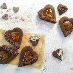 biscotti sacher idea per San Valentino