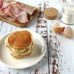 pancake salati ricetta base super veloce