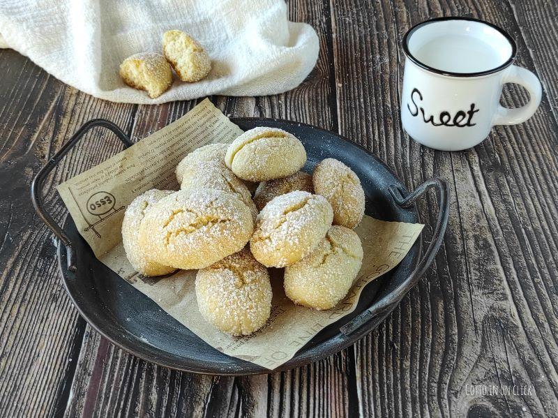 biscotti inzupposi semplici e super veloci