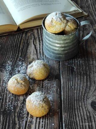 sfornate i biscotti lasciateli raffreddare e serviteli