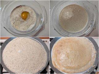 come preparare le crespelle di grano saraceno