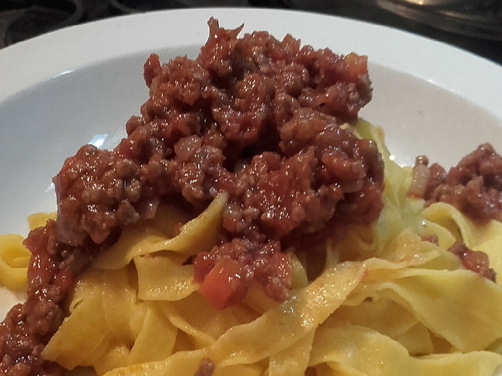 The Bolognese Sauce