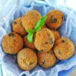 Polpette di melanzane alla parmigiana