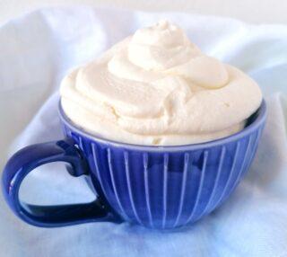 Camy Cream crema senza uova e senza cottura