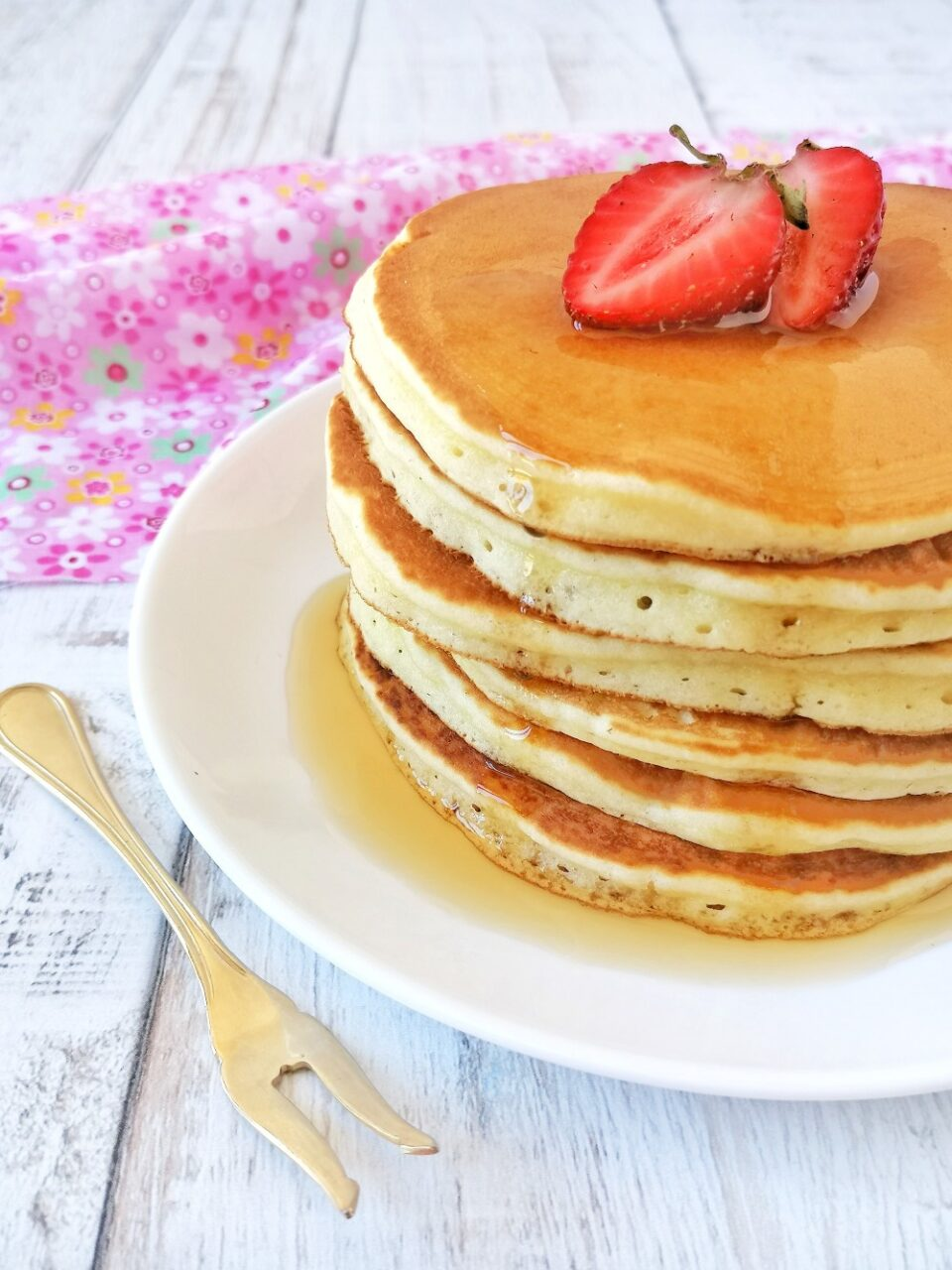 Pancake sofficissimi - Ricetta veloce