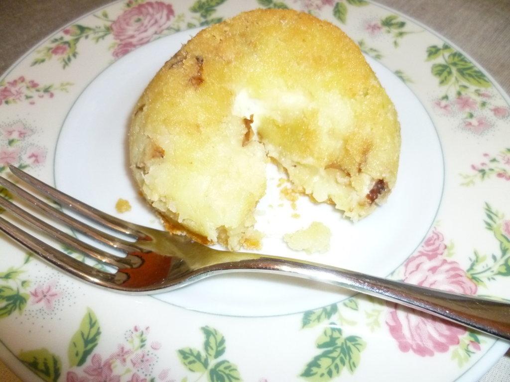 tortino di patate dal cuore filante
