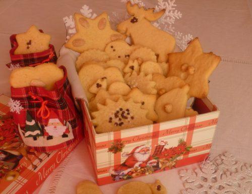 biscotti di pasta frolla al limone