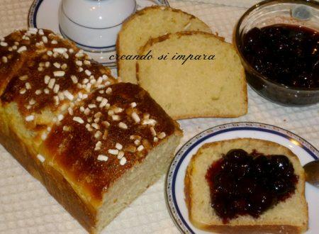 pan brioche, ricetta lievitata dolce