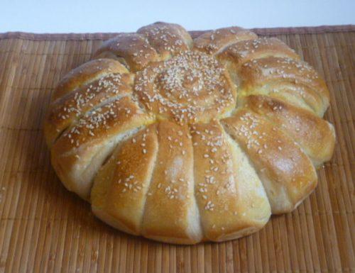 margherita di pan brioche