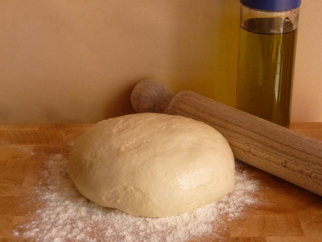 pasta strudel, ricetta base
