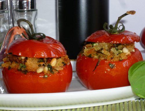 pomodori farciti di briciole
