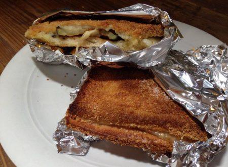 parmigiana in carrozza al forno