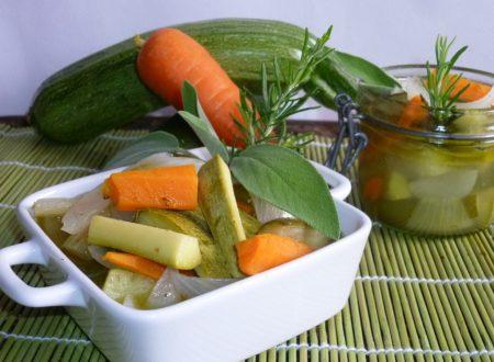 come fare le verdure in agrodolce