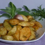 come fare patate croccanti al forno