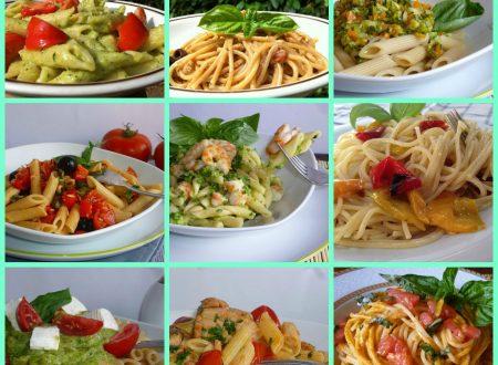 ricette primi piatti estivi
